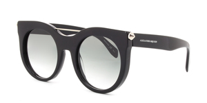 ALEXANDER MCQUEEN AM0001S 001 BLACK
