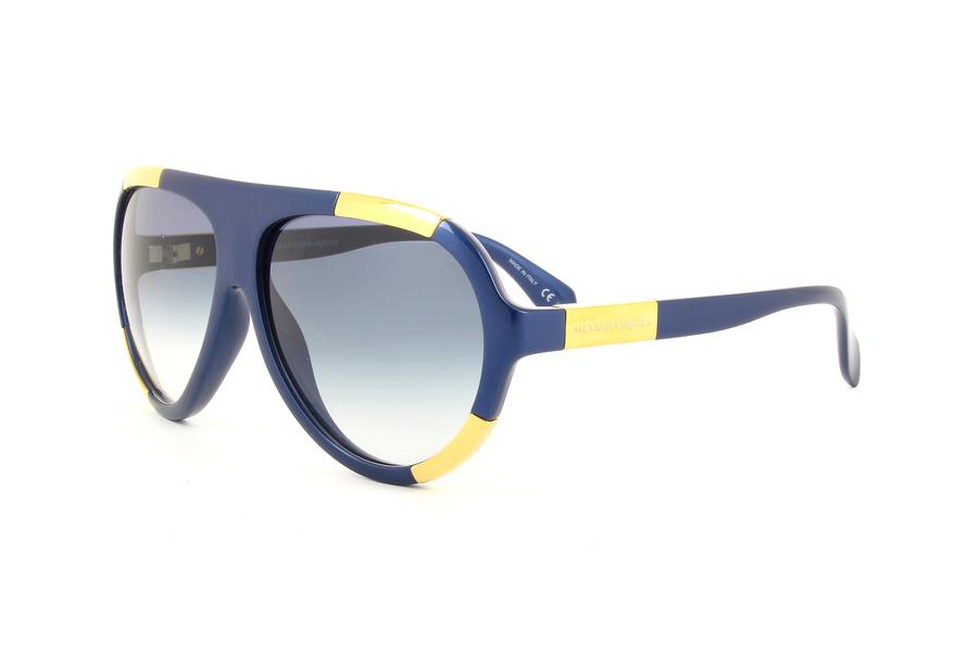 12d632e5e62 Alexander Mcqueen AM0008S 003 Sunglasses