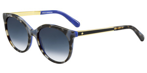 KATE SPADE NEW YORK AMAYA/S S5A (XO) BLUEHV GD