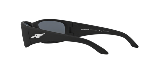 ARNETTE AN4178 QUICK DRAW » FUZZY BLACK