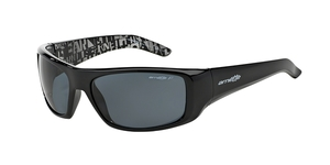 ARNETTE Hot Shot AN4182 214981 BLACK/POLAR GRAY