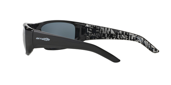 ARNETTE AN4182 HOT SHOT » BLACK/POLAR GRAY
