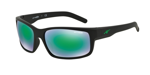 ARNETTE AN4202 FAST BALL » FUZZY BLACK