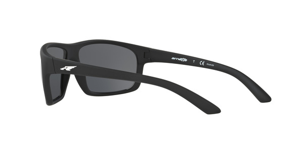 ARNETTE AN4225 BURNOUT » FUZZY BLACK POLAR GREY