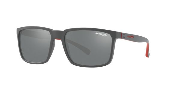 ARNETTE STRIPE » MATTE GREY
