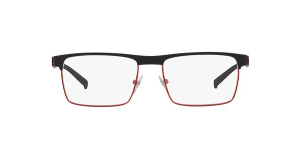 ARNETTE SHYP » BLACK RUBBER/MATTE RED
