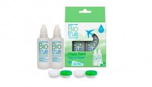 BAUSCH & LOMB Biotrue Solución Única Flight Pack