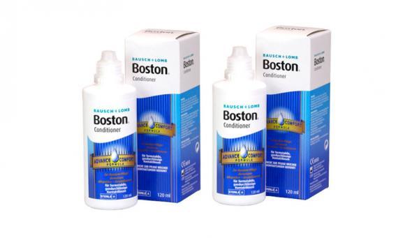 BAUSCH & LOMB Boston Advance Acondicionador Pack 2