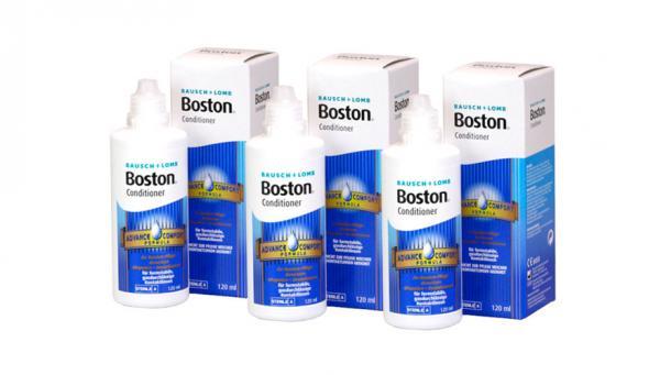 BAUSCH & LOMB Boston Advance Acondicionador Pack 3