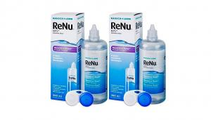 BAUSCH & LOMB Renu Mps Sensitive Eyes Pack 2