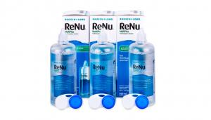 BAUSCH & LOMB Renu Mps Sensitive Eyes Pack 3