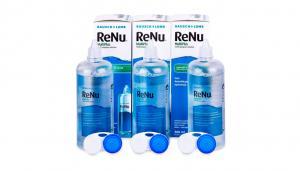 BAUSCH & LOMB Renu Multiplus Solución Única Pack 3