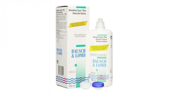 BAUSCH & LOMB Sensitive Eyes Solucion Salina