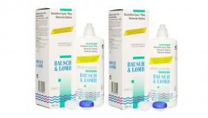 BAUSCH & LOMB Sensitive Eyes Solucion Salina Pack 2