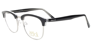 BC7204 C1 BLACK / TRANSPARENT