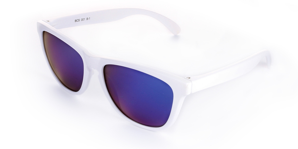 BEECOOL SURF BCS001 » MATTE WHITE/BLUE