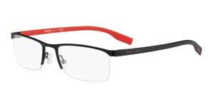 BOSS 0610-FQA BLACK RED