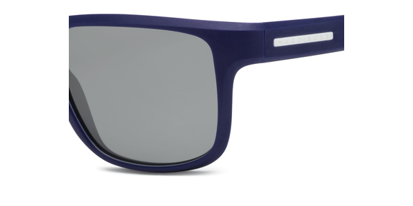 HUGO BOSS BOSS 0799/S » BLUE (GREYFLS SLV PZ)