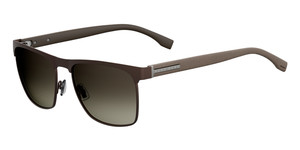 HUGO BOSS BOSS 0984/S YZ4 (HA) MTT BROWN