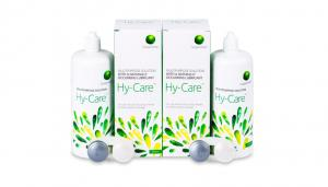 Cooper Vision HY-Care Cleaning Liquid Pack 2