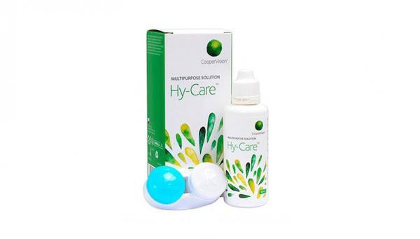 COOPER VISION Hy-care Liquide Nettoyant Voyage