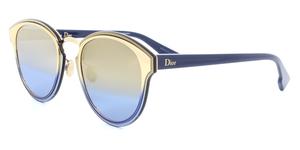 DIORNIGHTFALL LKS (X5) BLUE / GOLD AND BLUE GRADIENT
