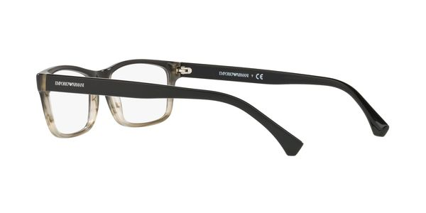 EMPORIO ARMANI EA3143 » STRIPED BLACK