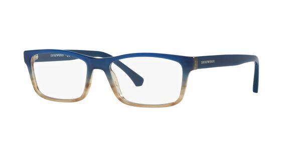 EMPORIO ARMANI EA3143 » STRIPED BLUE