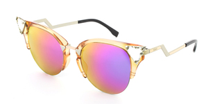 FENDI Iridia Collection FF 0041/S 9F6 (VQ)