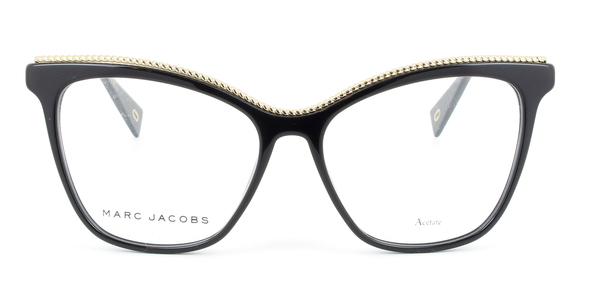 MARC JACOBS MARC 166        » BLACK