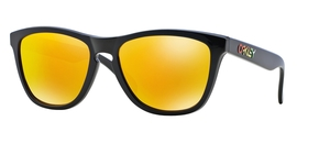 Frogskins OO9013-24-325 POLISHED BLACK (VR/46) FIRE IRIDIUM