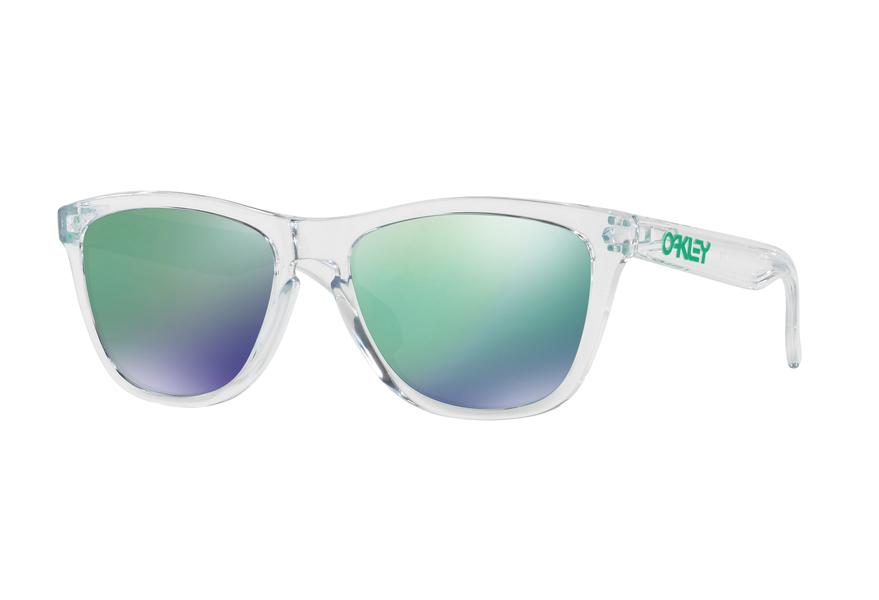 Oakley Frogskins OO 9013-A3 polished clear fVFYF0J7D