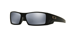 Gascan OO9014 12-856 MATTE BLACK BLACK IRIDIUM POLARIZED