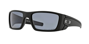 Fuel Cell OO9096 909605 MATTE BLACK GREY POLARIZED