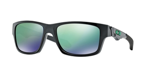 OAKLEY Jupiter Squared OO9135 913505 POLISHED BLACK JADE IRIDIUM