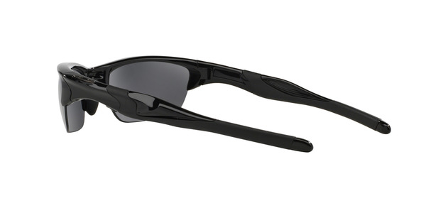 OAKLEY OO9144 HALF JACKET 2.0 » POLISHED BLACK BLACK IRIDIUM