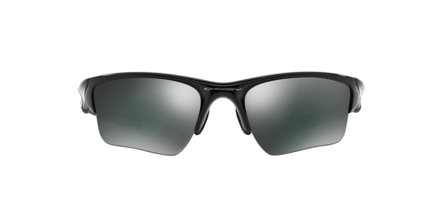 OAKLEY OO9154 HALF JACKET 2.0 XL » POLISHED BLACK BLACK IRIDIUM