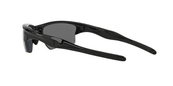 OAKLEY OO9154 HALF JACKET 2.0 XL » POLISHED BLACK BLACK IRIDIUM POLARIZED