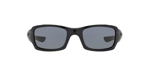 OAKLEY OO9238 FIVES SQUARED » POLISHED BLACK GRIS