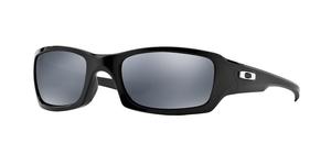Fives Squared OO9238 923806 POLISHED BLACK BLACK IRIDIUM POLARIZED