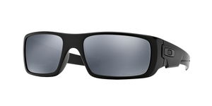 Crankshaft OO9239-923906 MATTE BLACK / BLACK IRIDIUM POLARIZED