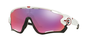 OAKLEY Jawbreaker OO9290-929005 POLISHED WHITE (PRIZM ROAD)