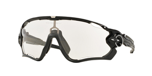 OAKLEY Jawbreaker OO9290 929014 POLISHED BLACK PHOTOCROMATIC