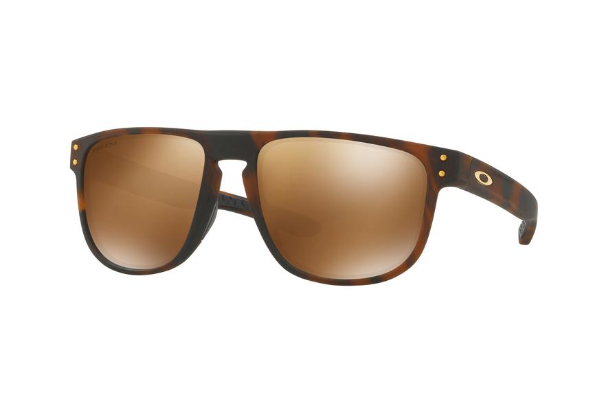 Oakley Herren Sonnenbrille »HOLBROOK R OO9377«, grau, 937708 - grau/schwarz