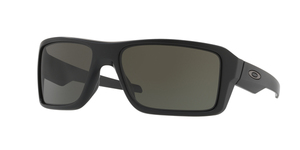 Double Edge OO9380-938001 MATTE BLACK