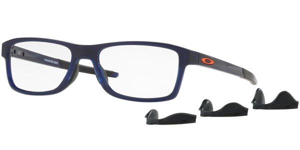 OAKLEY CHAMFER MNP » POLISHED BLUE ICE