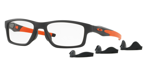 OAKLEY CROSSLINK MNP » SATIN BLACK