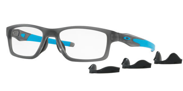 OAKLEY CROSSLINK MNP » SATIN GREY SMOKE