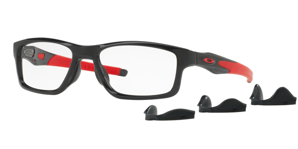 OAKLEY CROSSLINK MNP » POLISHED BLACK INK