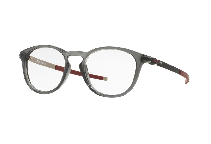 Oakley Herren Brille »PITCHMAN R OX8105«, schwarz, 810501 - schwarz